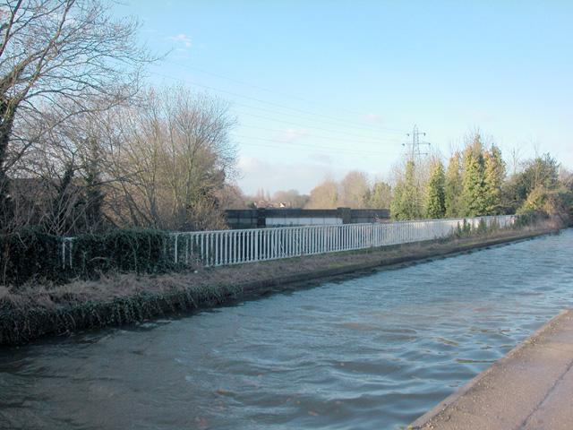 Canal aqueduct