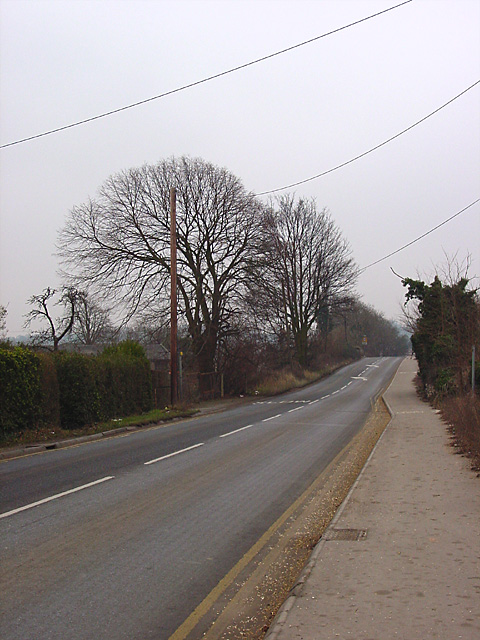 Station Road, Henbury