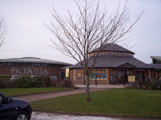 Brechin Castle Centre and Pictavia