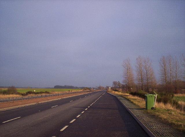 A Quiet A90 Dual Carriageway