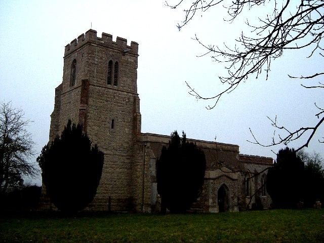 Pitstone Parish Church, Church End, Pitstone