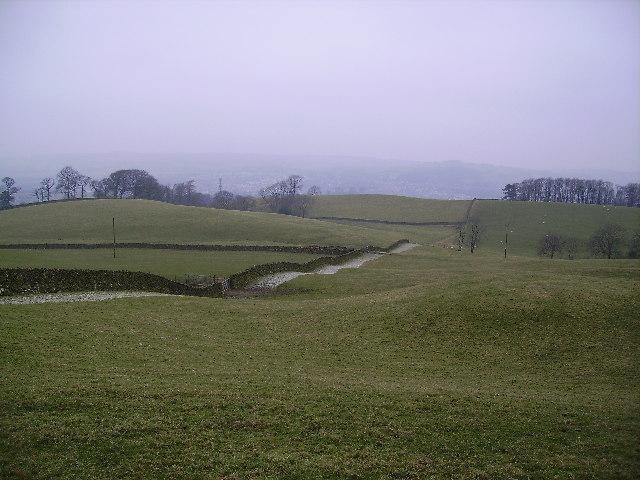 Farmland above Kendal