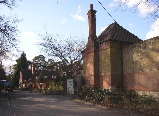 Hawley Place, Woodlands Walk, Hawley, Hampshire