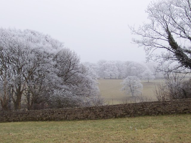 Winter in Threshfield