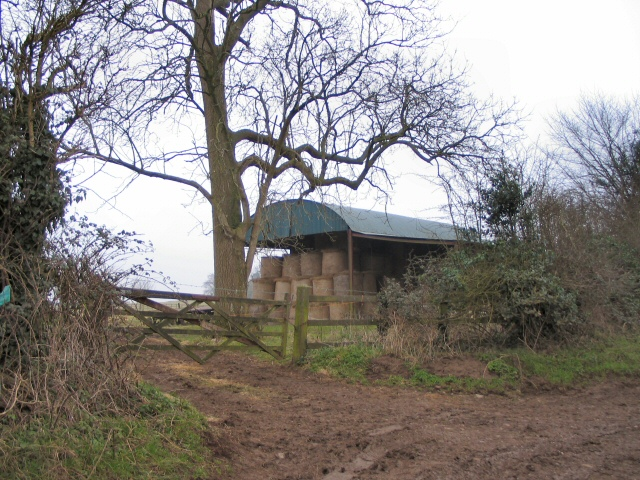 Dutch Barn on New Lane