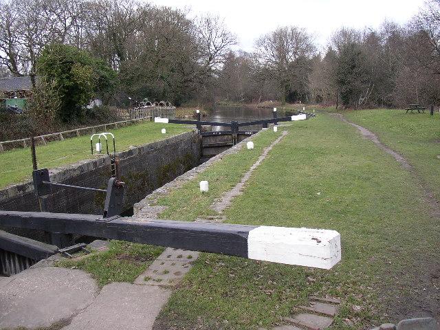 Ash Lock, Aldershot, Hampshire