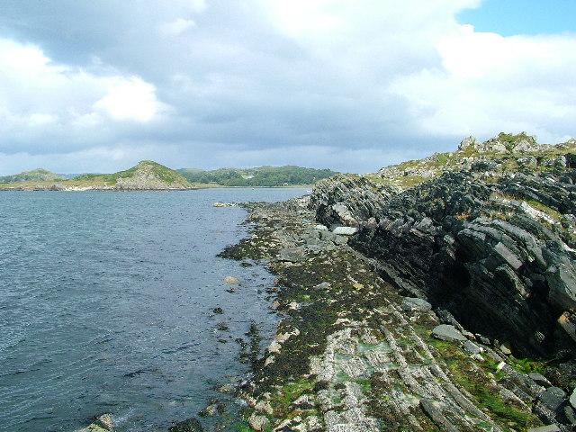 Loch Beag from Craignish pier