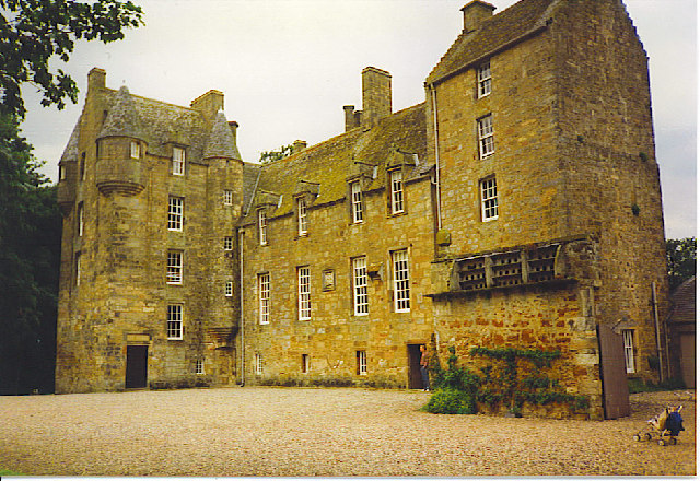 Kellie Castle.
