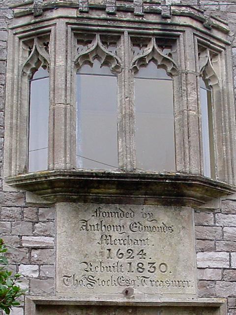Detail on Henbury Village Hall