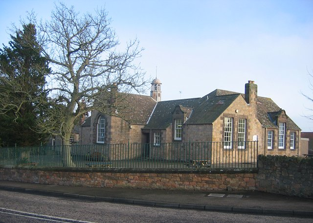 Dirleton Primary School.