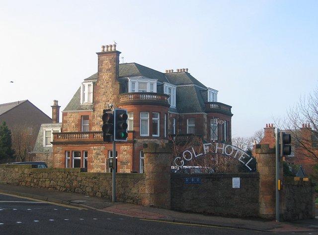 Golf Hotel, North Berwick