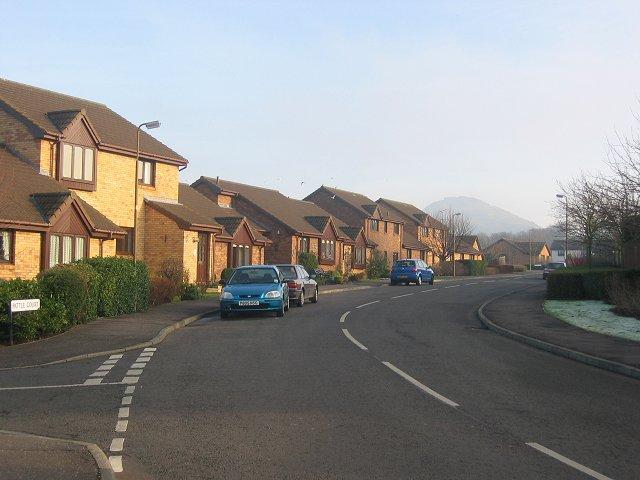 New houses, North Berwick.
