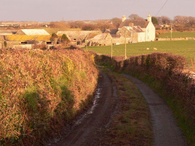 Bodennog, Capel Gwyn, Anglesey.