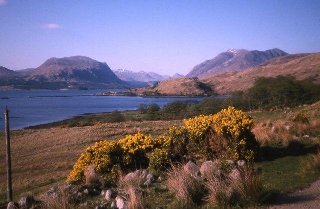 Inverliver Bay Loch Etive