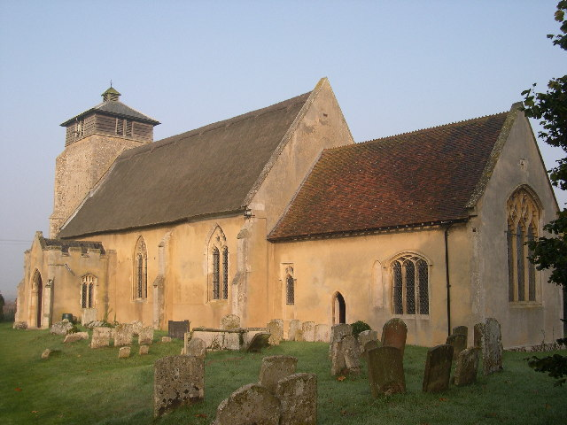 St. Peter's Church, Great Livermere