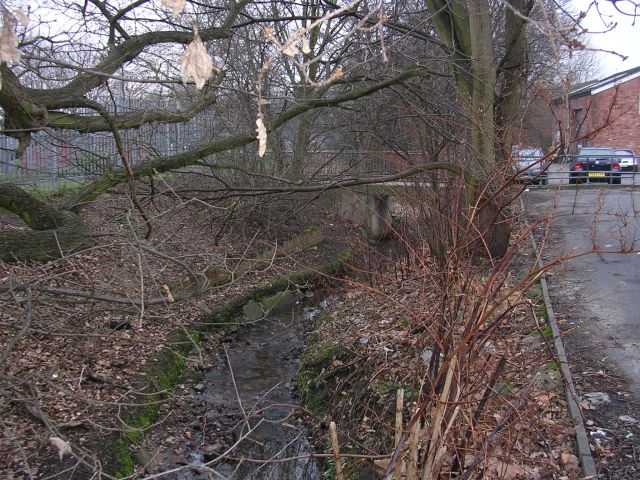 Gatley Brook