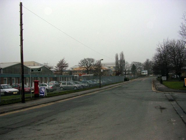 Stanley Green Industrial Estate