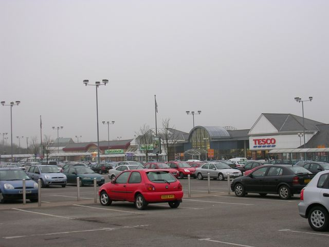Handforth Dean Shopping Centre