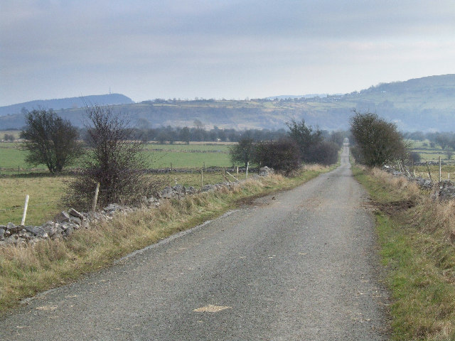 Bonsall Moor looking south east.