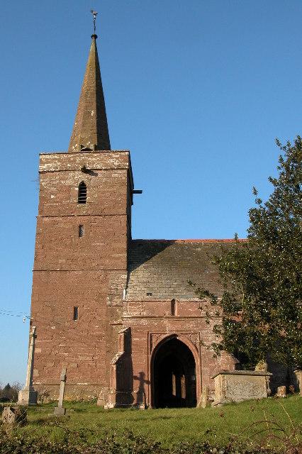 St Dubricius Church, Ballingham