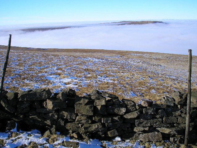 View from Whernside