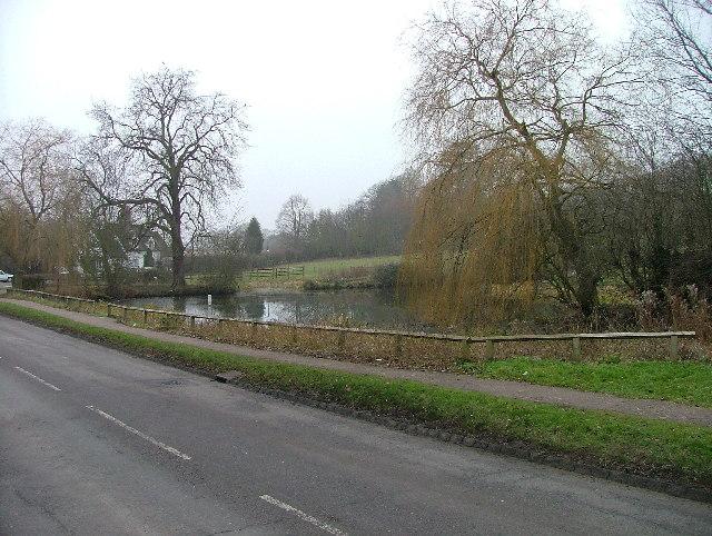 Willian Pond.