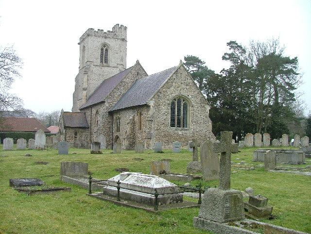 All Saints' Church, Willian