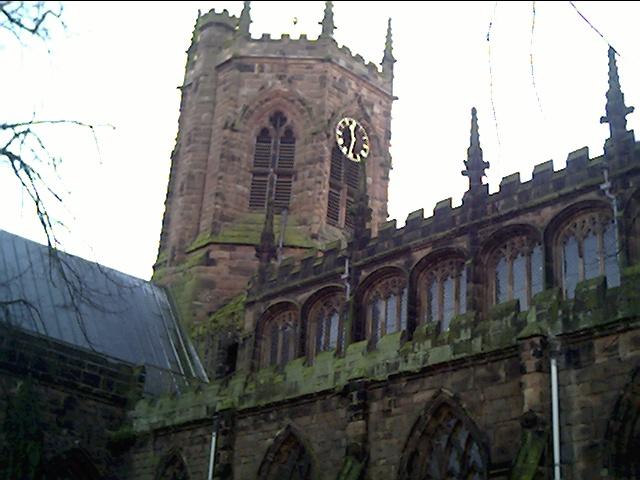 St Mary's Church Nantwich