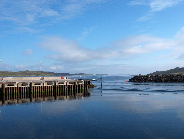 Harbour Mouth, Symbister, Whalsay