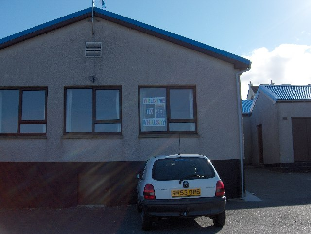 Whalsay Boating and Sports Club, Whalsay