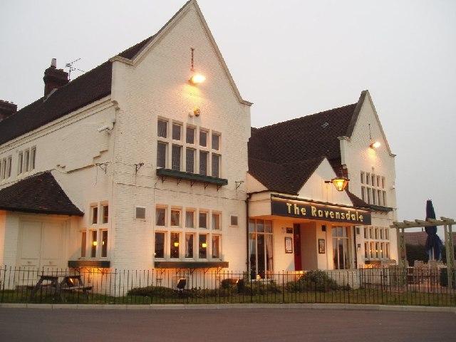 The Ravensdale Public House, Mansfield