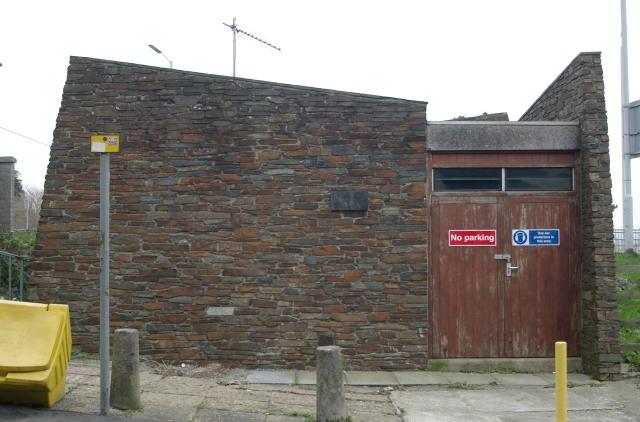 Water Pumping Station, Saltash