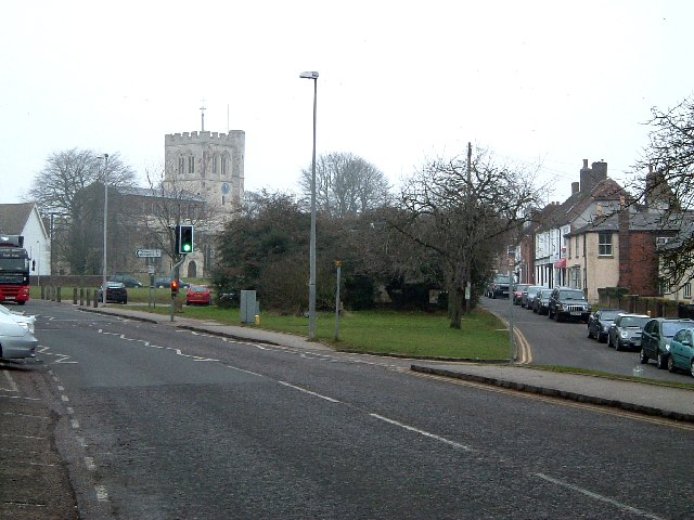 Toddington - General View