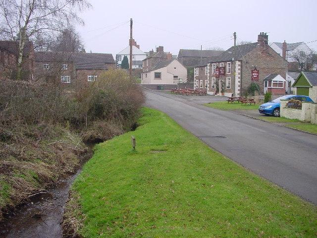 West Curthwaite
