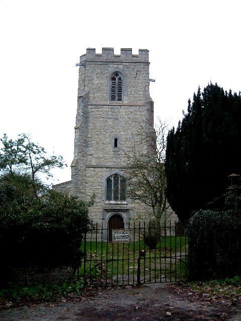 Church Tower, Pitstone Church End