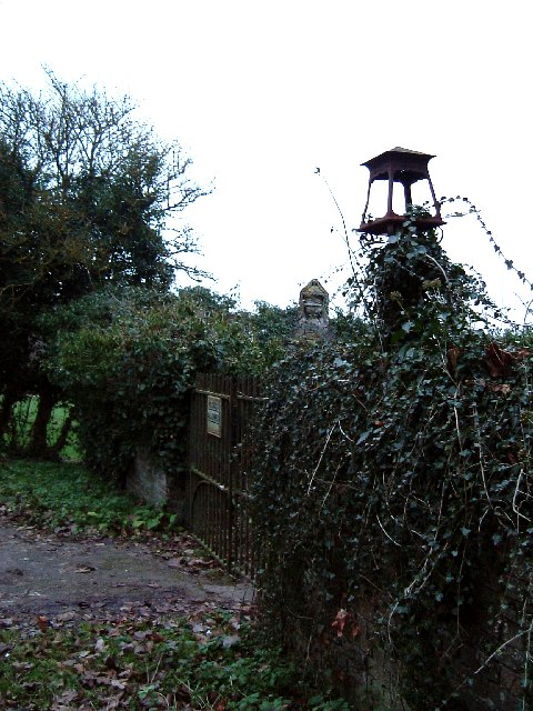 Old Lamp, Pitstone Church