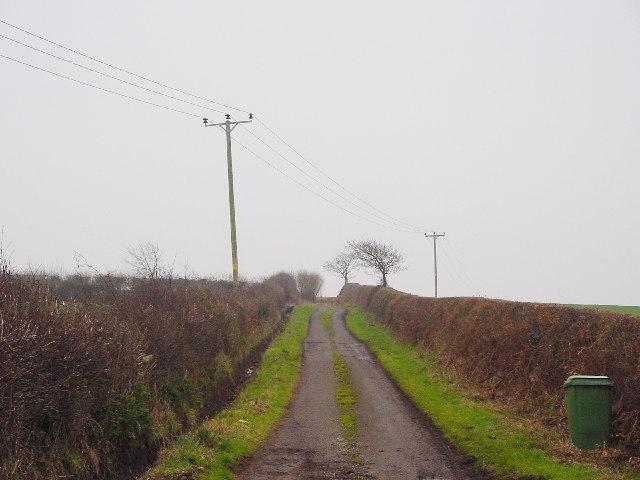 Lane to Barnetrigg