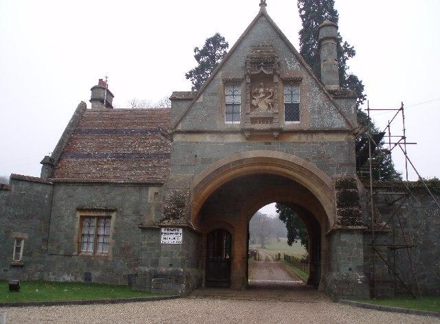 Gatehouse at Quantock Lodge