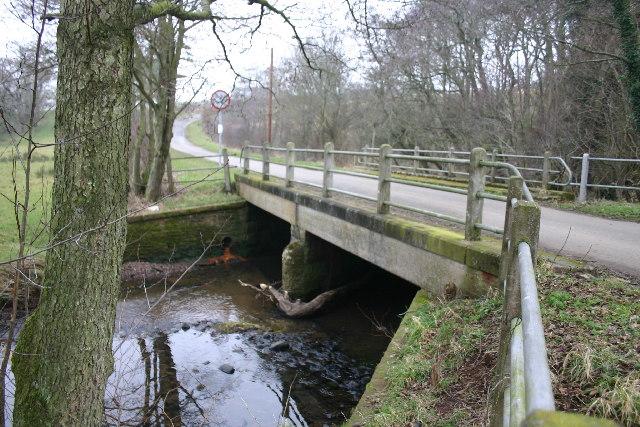 Bridge over Chalk Beck