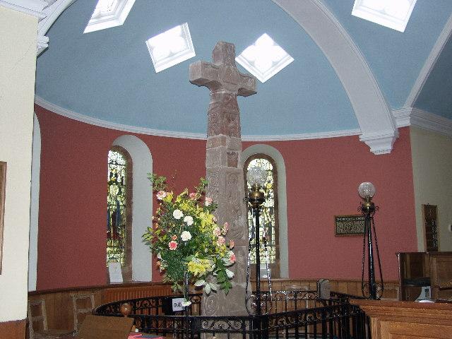 The Ruthwell Cross