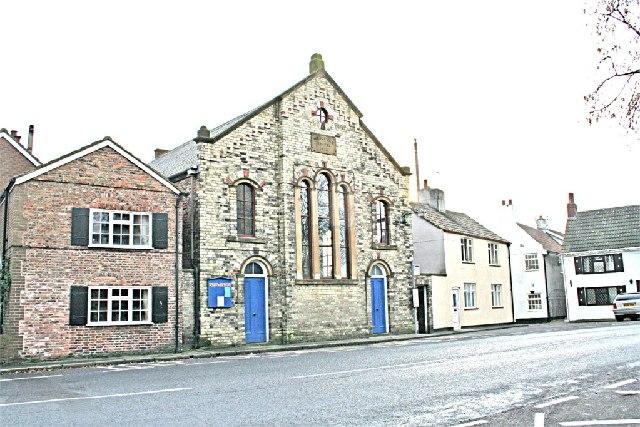 Wistow Wesleyan Chapel 1873