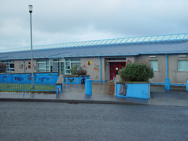 Whalsay School, Primary Department