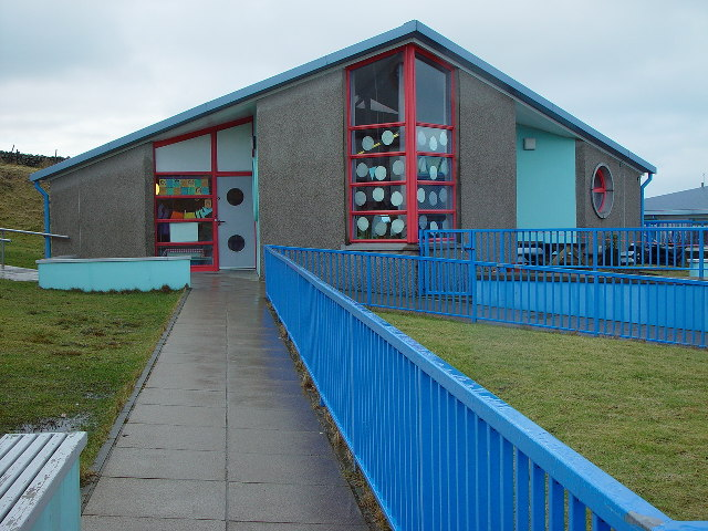 Whalsay School, Nursery Department