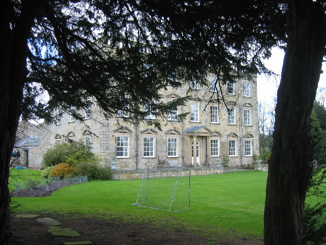 Netherwitton Hall