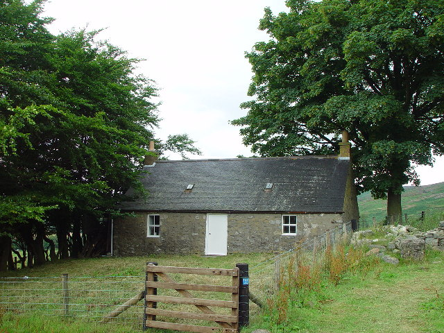 Waggles Cottage, Glenesk