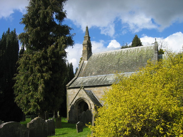 St Giles, Netherwitton