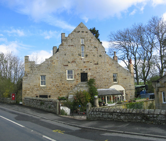 Tower House, Hartburn
