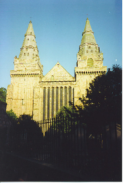 St Machar's Cathedral, the West Front.