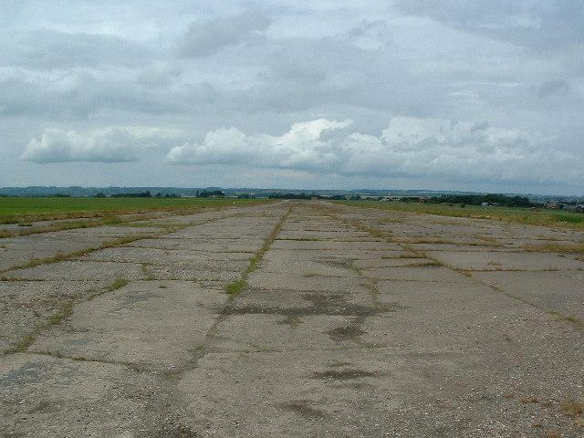 Melton Mowbray Airfield Runway