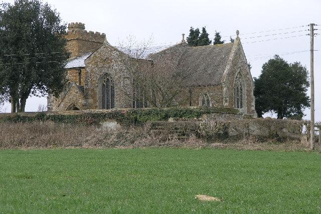 Warkworth Church